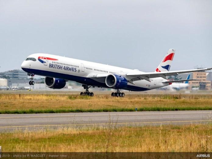 British quiere volver todos los días a Buenos Aires con un Airbus 350 (con escala en San Pablo)