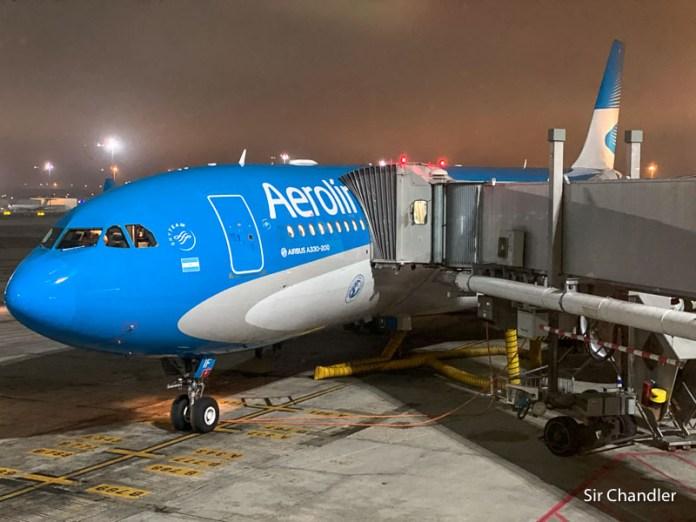 Aerolíneas Argentinas suspende los vuelos a Cancún, Punta Cana, Río de Janeiro y Bolivia