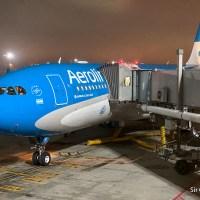 Los vuelos internacionales de Aerolíneas Argentinas en mayo y junio
