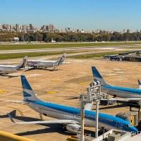 Comenzó a funcionar el laboratorio de testeos en Aeroparque y volverían gradualmente los vuelos regionales