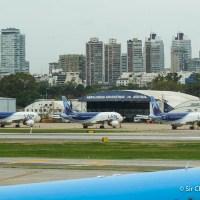 Latam se llevó ya todos los aviones que quedaban en la Argentina