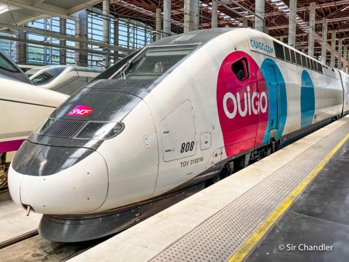 OUIGO: crónica del nuevo tren rápido low cost entre Madrid y Barcelona