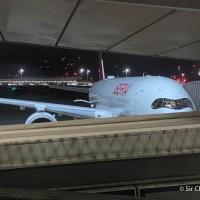 Vuelo de Madrid a Buenos Aires en un Airbus 350 de Iberia