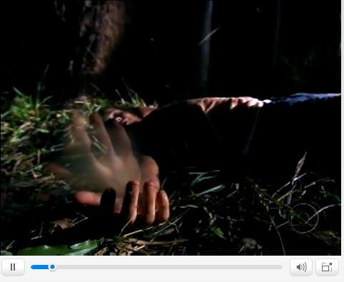 Daniel morre nos braços de Viviane. O espírito da mãe do rapaz aparece para recebê-lo.