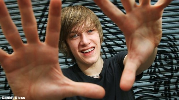 Daniel Sloss, Scottish comedian