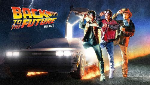 Back to the Future Trilogy main image