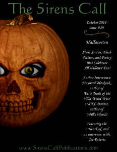 The Sirens Call: Issue #29: Halloween