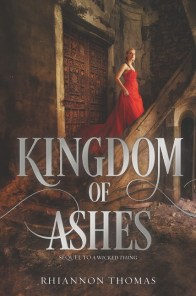 Kingdom of Ashes, Rhiannon Thomas