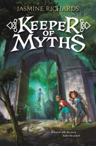 Keeper of Myths Jasmine Richards
