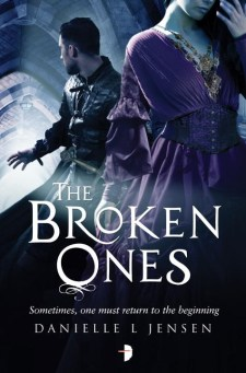 The Broken Ones Danielle Jensen