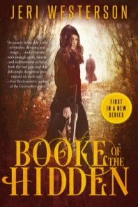 Booke of the Hidden Jeri Westerson