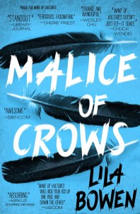 Malice of Crows Lila Bowen