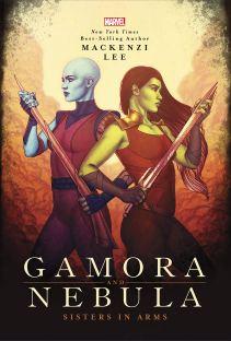 Gamora and Nebula