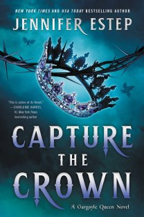 Capture the Crown (Gargoyle Queen 1)