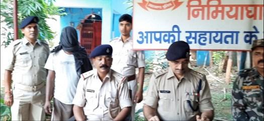 jharkhand, naxali, naxal, naxali arrested, giridih, jharkhand police, झारखंड, नक्सली, नक्सली गिरफ्तार, गिरिडीह, पुलिस, सिर्फ सच