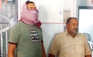 बिहार: बांका से एक हार्डकोर नक्सली पुलिस के हत्थे चढ़ा