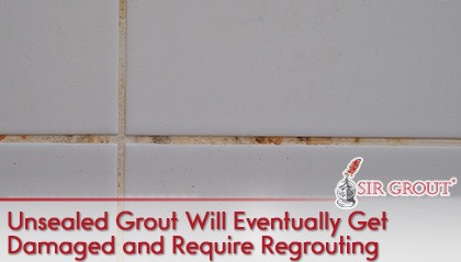 how to remove old grout