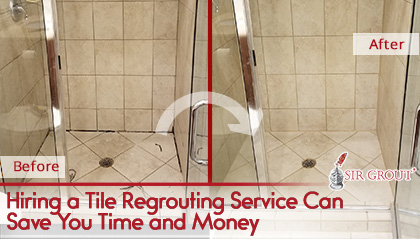 why hire a professional to regrout your