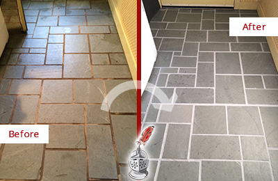 can grout be replaced