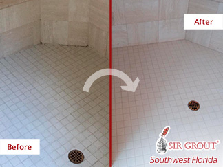 grout repair sir grout sw florida