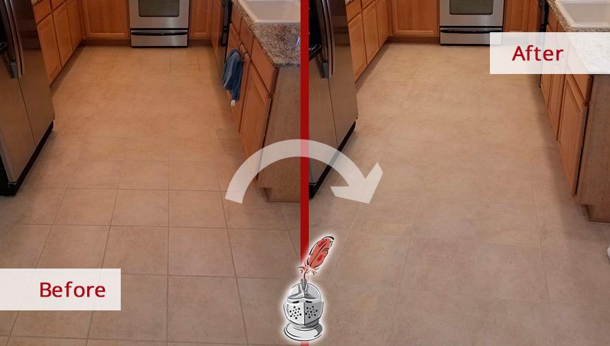 kitchen floor in tucson az