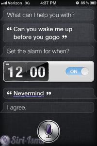 Wake Me Up Before You Go-Go - Siri Not So Funny