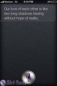 Siri Do You Love Me? - Siri Quotes