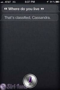 That's Classified!