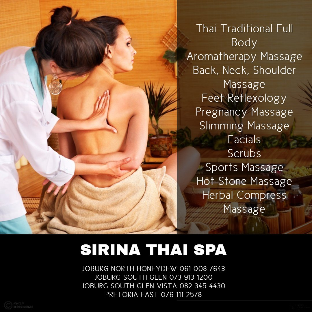 Sirina Thai Spa Services