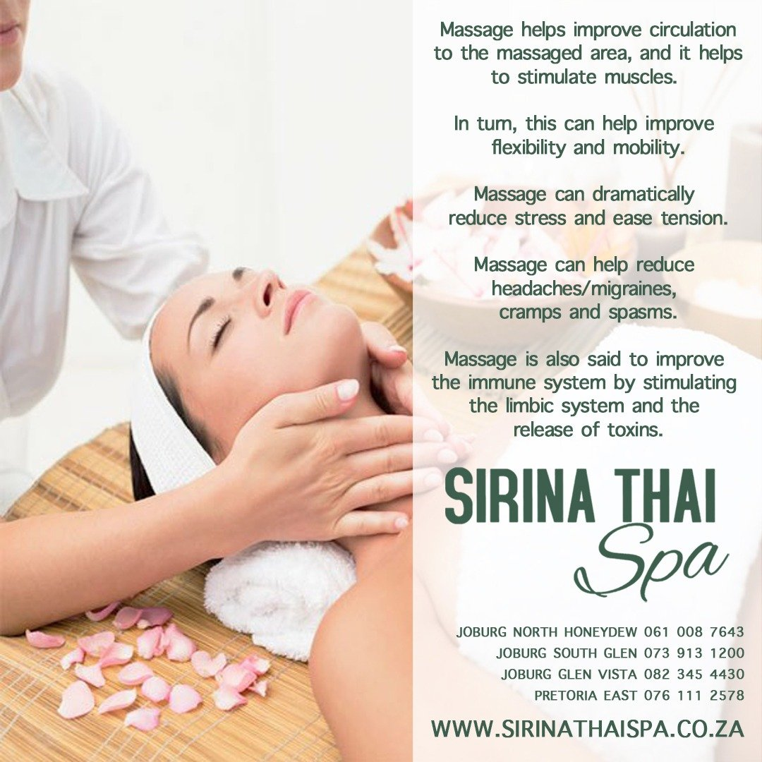 Sirina Thai Spa Massages