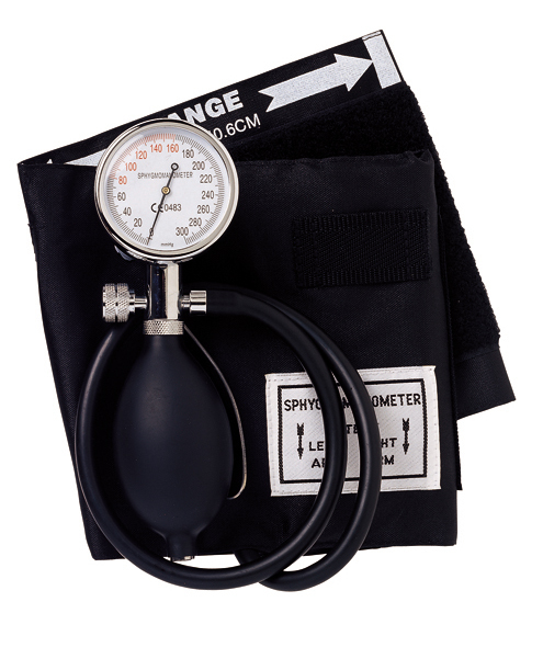 Sphygmomanometer - Saphphire Aneroid