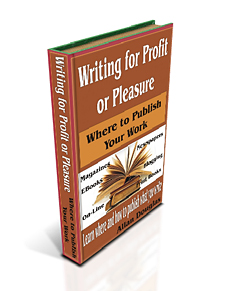 Writing For Profit Or Pleasure