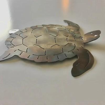 turtle patina