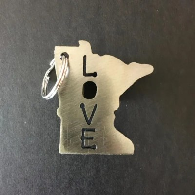 mn keychain mn made love