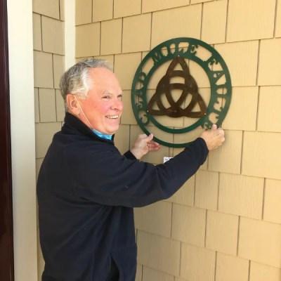 irish sign-cead mile failte