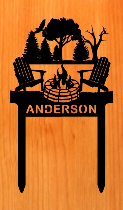 Campfire Scene ANDERSON Ver3