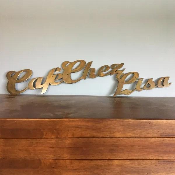 custom quote cafe chez lisa