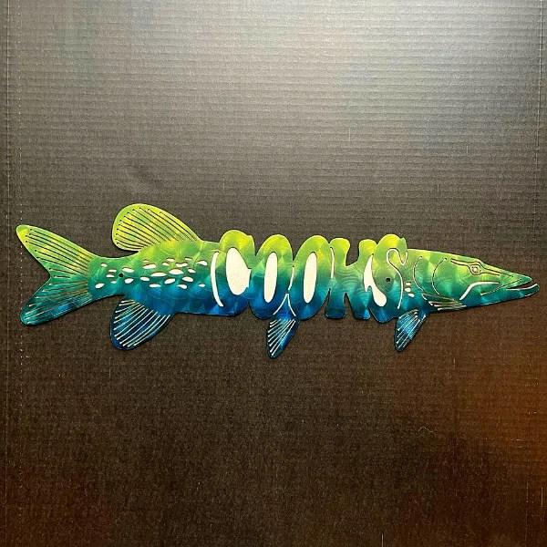 custom cabin fish