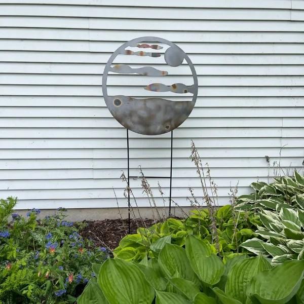custom garden sign 1