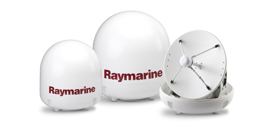 Raymarine Satellite TV