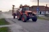 Nastavlja se dezinfekcija ulica, a rezervoari se uklanjaju iz sela