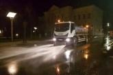 """""""Komunalije"""" stalno dezinfikuju ulice grada"""