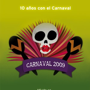 Carnaval 2009 RTVC