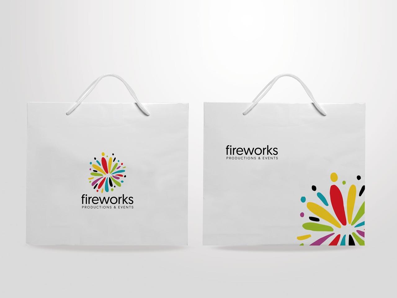 bolsas Fireworks por Siroco