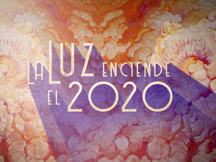 """cabecera """"la luz enciende el 2020"""""""