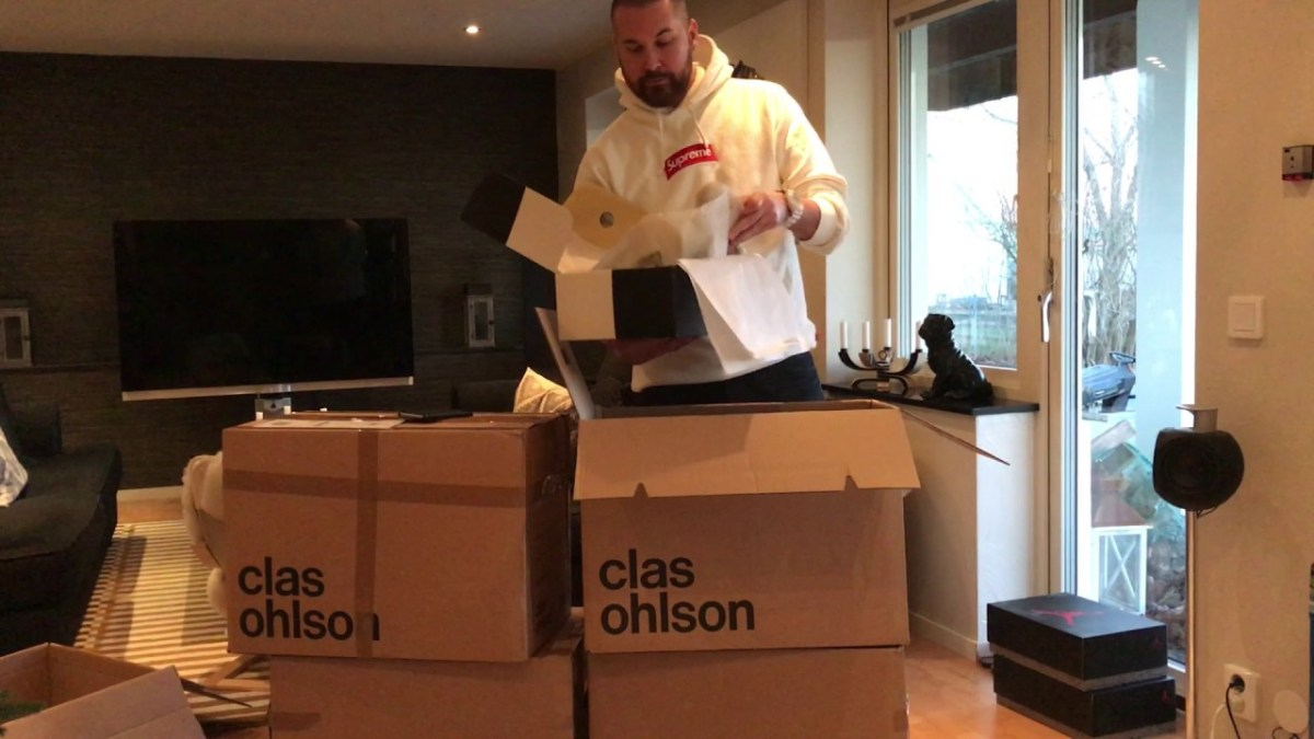 Dagens Unboxing : A Complete Air Jordan Collection