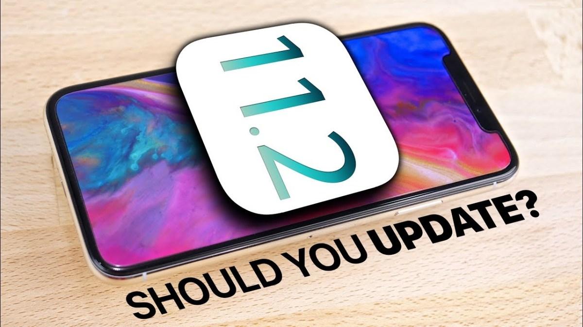 Ute Nu : iOS 11.2