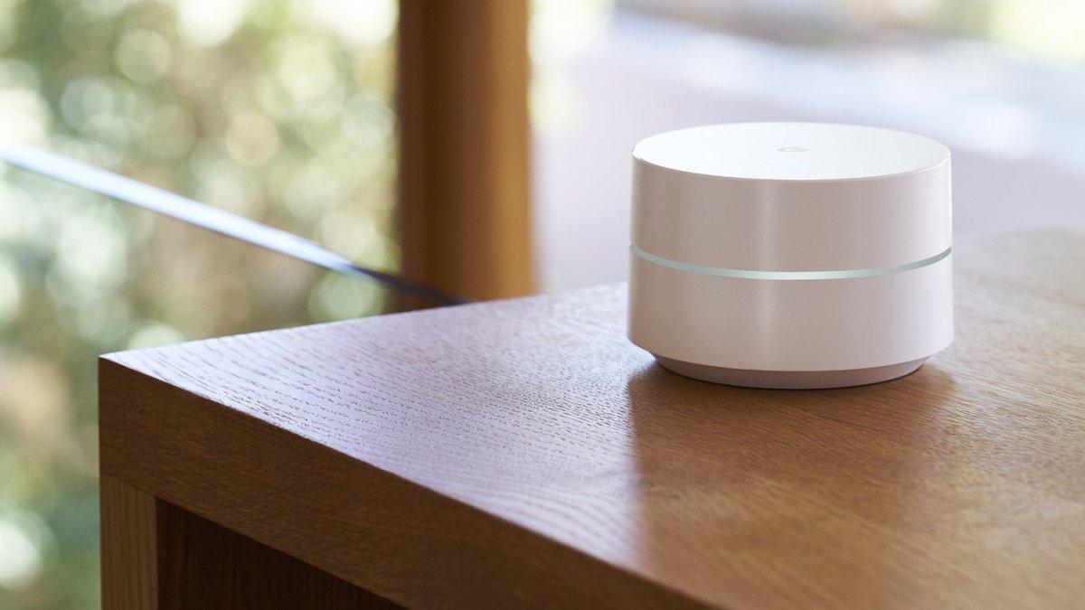 Testat : Google WiFi - Mesh WiFi