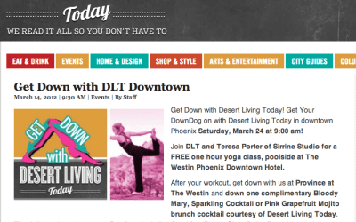 Get Down with DLT Downtown