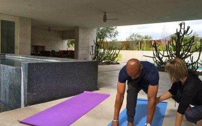 30 Day Yoga Challenge for Men